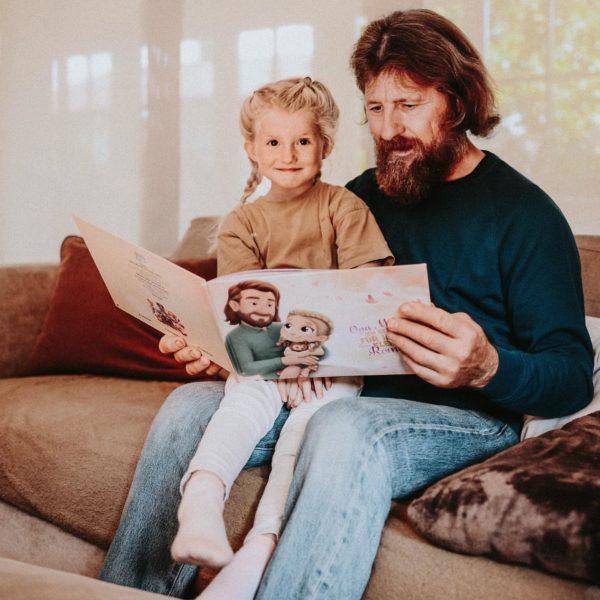 Livre pour le grand-père