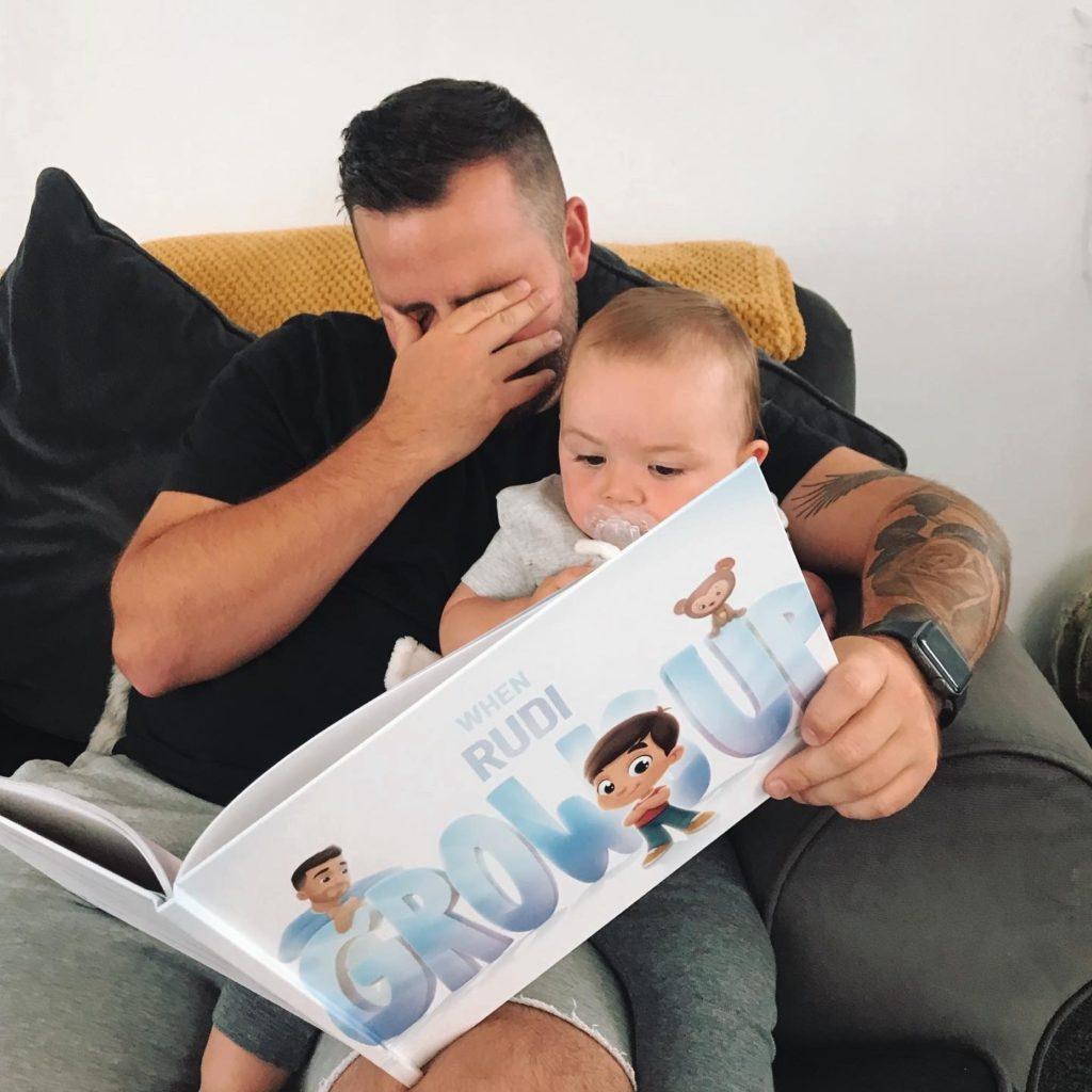 •Quand il sera grand – édition papa