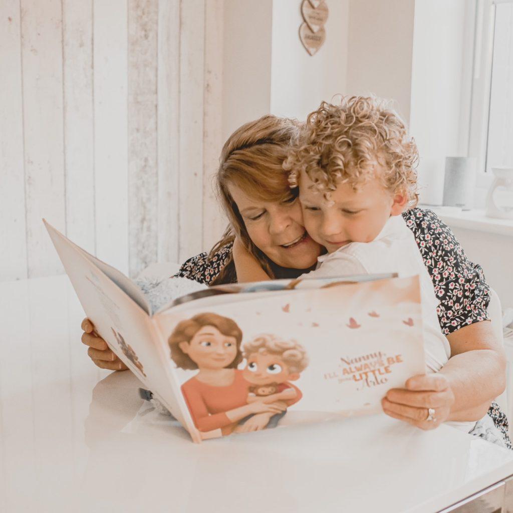 Livre pour les grands-parents