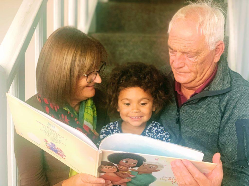 Réservez pour les deux grands-parents